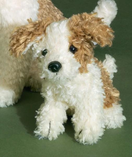 Förster Stofftiere 4105 Hundebaby Mischling Mini 13cm