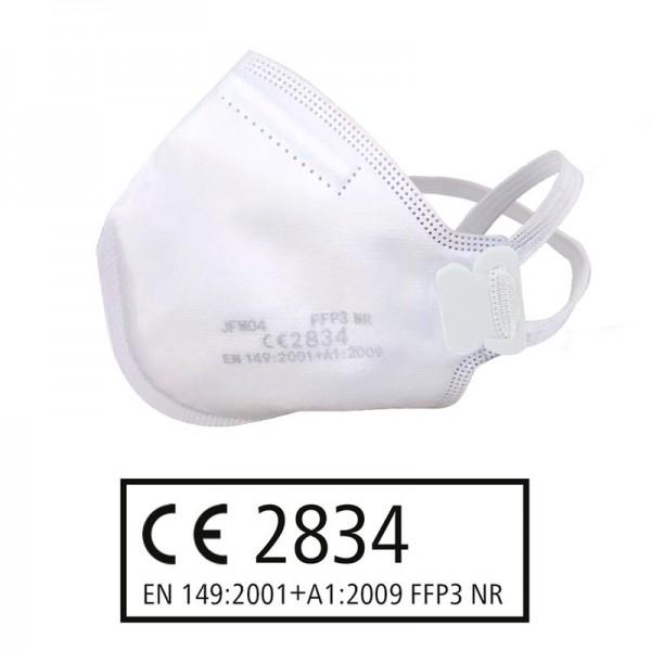 FFP3 Atemschutzmaske ohne Ventil - JFM04