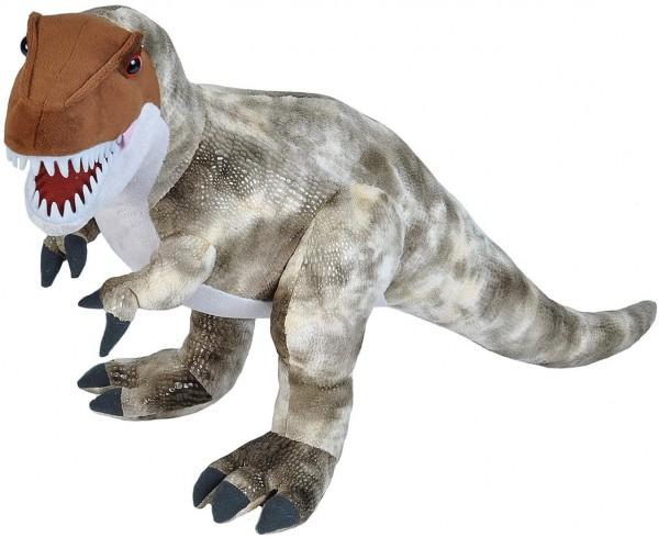 Wild Republic Kuscheltier Dino T-Rex Dinosaurier Tyrannosaurus Rex Plüschtier Stofftier 63 cm
