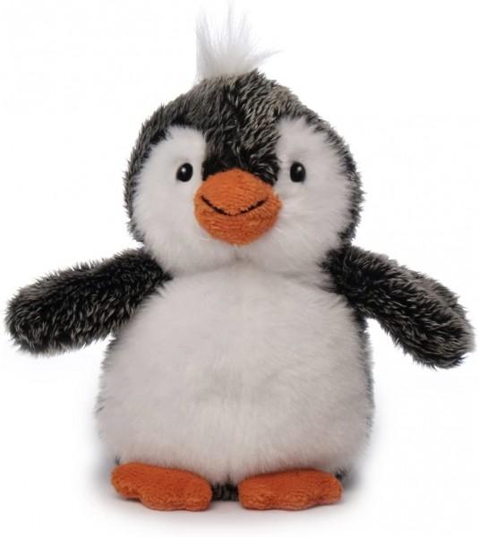 Inware 5651 - Kuscheltier Pinguin Flapsi, 16 cm, Schmusetier